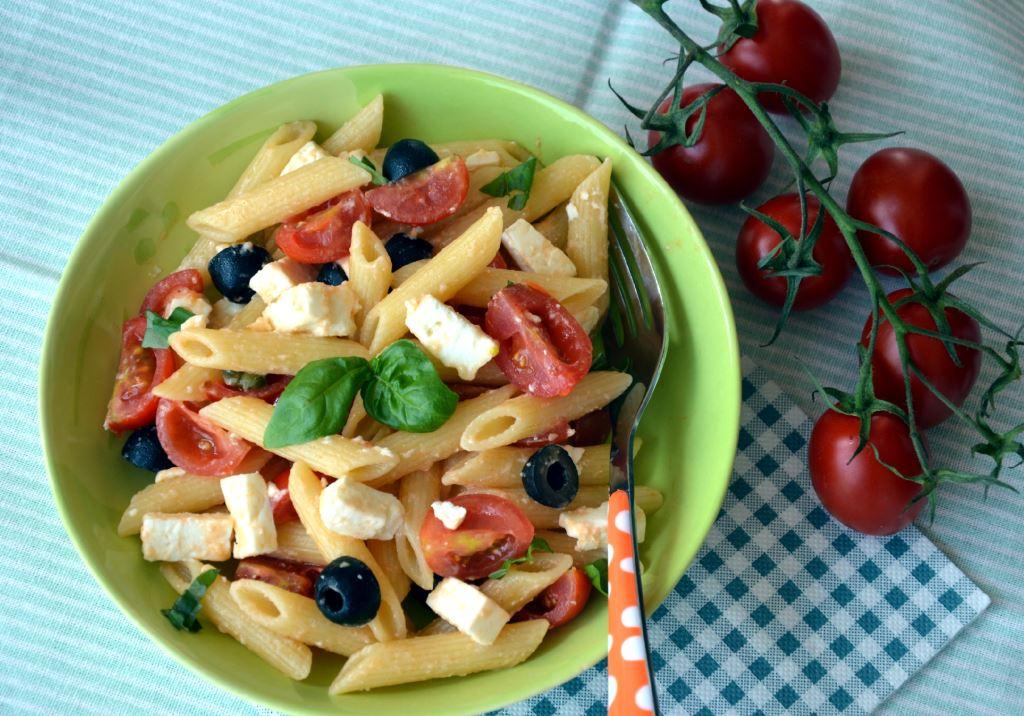 Sałatka grecka all'italiana