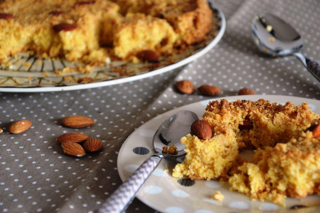 Sbrisolona, czyli mega kruche ciasto włoskie